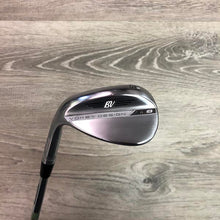 Load image into Gallery viewer, 60 Degree Titleist SM8 10S Chrome (LH) w/Vokey Wedge Flex
