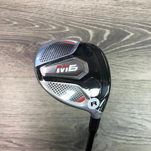 21 Degree TaylorMade M6 w/Atmos Red 5R (DEMO)