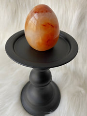 Carnelian Egg D - The Black Unicorn