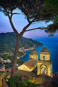 rufolo castle in ravello