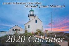 Load image into Gallery viewer, 2020 Luminous Views Calendar
