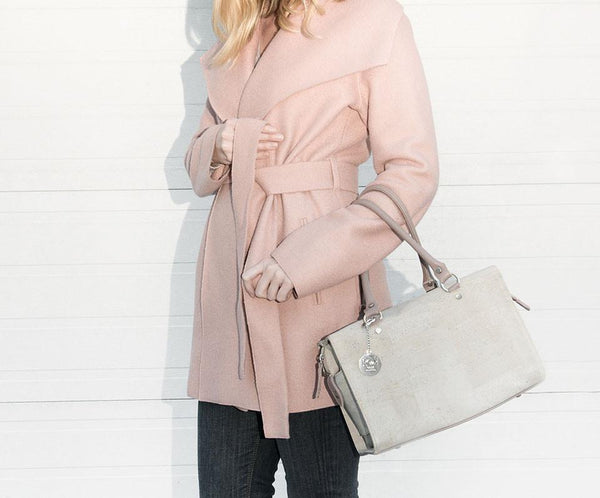 Winter Pastels and Rok Cork