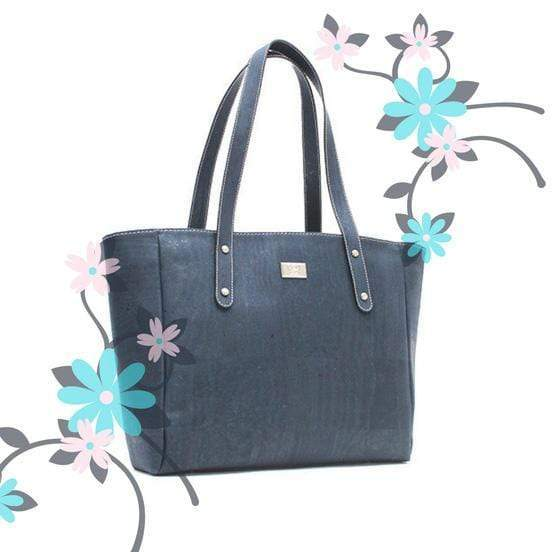 Carminda Cork Handbag - Your everyday go to tote!