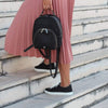 cork black backpack made in portugal handbags and purses