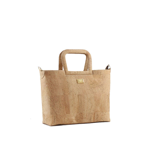 cork natural handbag from portugal eco friendly green products