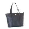 cork tote handbag in black cork spring lightweight bags