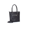 Marge Medium Cork Tote | Black - [rokcork]