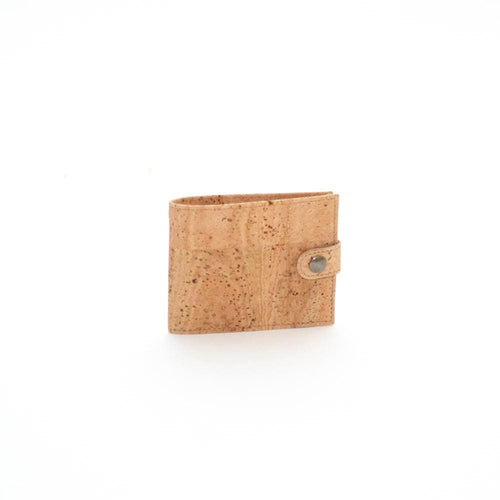 Mason Cork Slim Wallet | Natural - [rokcork]