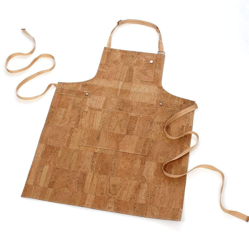 Thomas Cork Apron | Natural