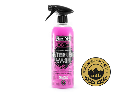 E-Bike Dry Wash (Waterless Wash) 750ml