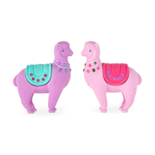Load image into Gallery viewer, Lovely Llamas Scented Erasers