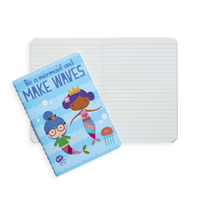 Mini Pocket Pal Journals - Mermaid Magic