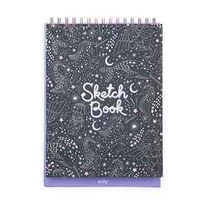 Sketch and Show Standing Sketchbook-Celestial Stars