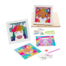 Load image into Gallery viewer, Razzle Dazzle DIY Gem Art Kit- Friendly Fox