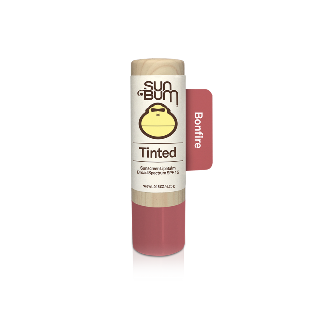 Tinted SPF 15 Lip Balm - Bonfire