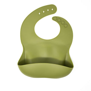 Silicone Baby Meal Bib