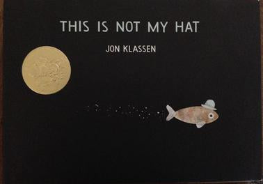 This Is Not My Hat Book