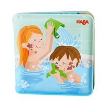 Load image into Gallery viewer, Wash Away Bath Book-Paul and Pia