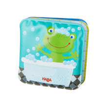 Load image into Gallery viewer, Mini Bath Book - Fritz the Frog