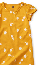 Load image into Gallery viewer, Petal Sleeve Dress-Grecian Olives