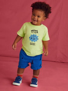 Puffy The Blowfish Baby Tee