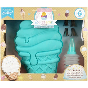 Ice Cream Parlor Large Cake Making Set