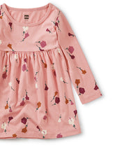 Load image into Gallery viewer, Empire Baby Dress - Chiquita Flora Inca