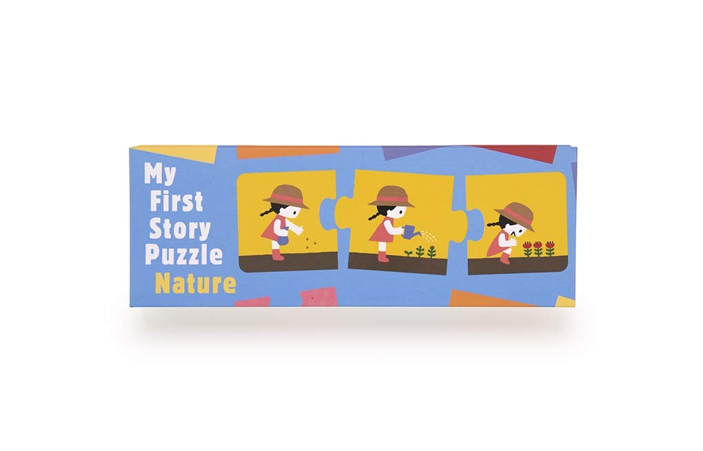 My First Story Puzzle Nature