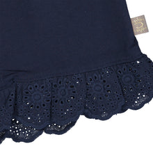 Load image into Gallery viewer, Creamie Lace Shorts-Total Eclipse