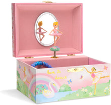 Load image into Gallery viewer, Ballerina Dream Musical Jewelry Box