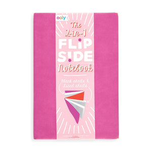 Flipside Double Sided Notebook