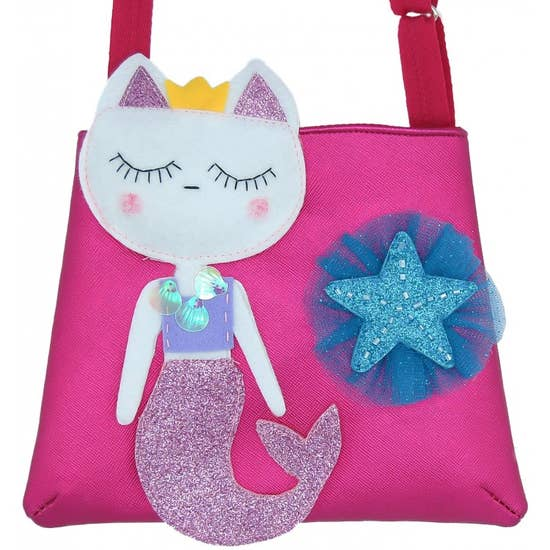 Kitty Mermaid Bag