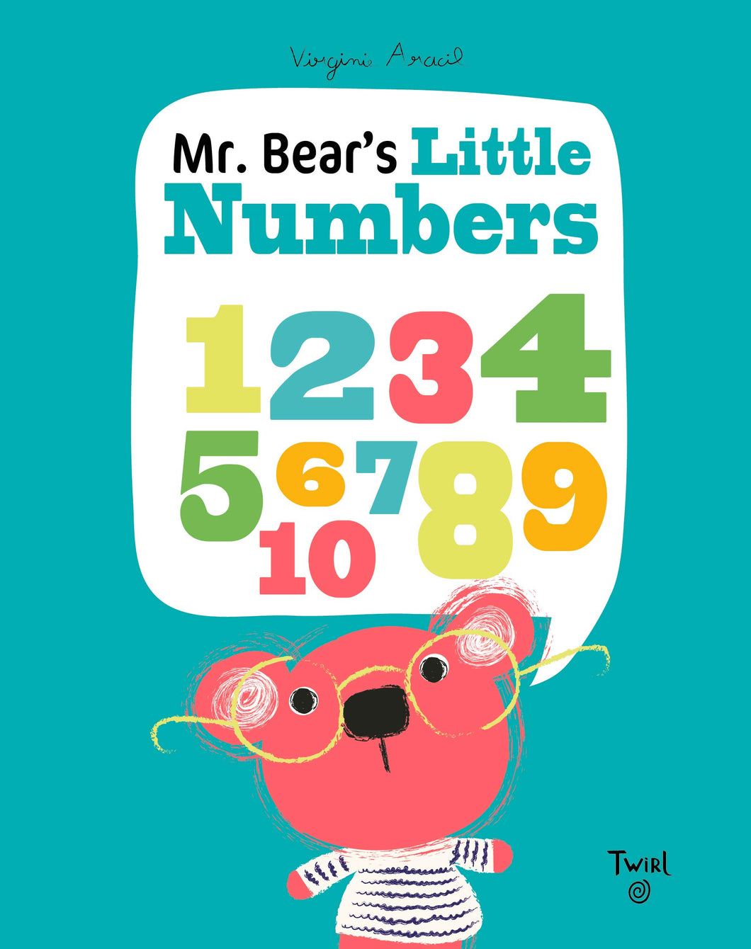 Mr. Bear's Little Numbers