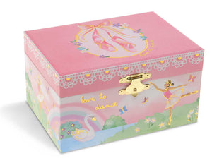 Ballerina Dream Musical Jewelry Box