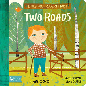 Little Poet Robert Frost: Two Roads