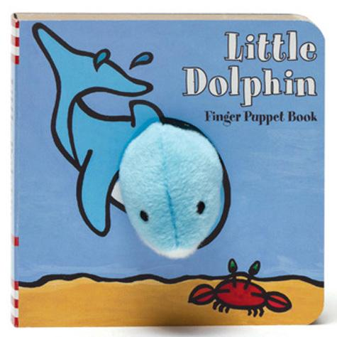 Little Dolphin: Finger Puppet Book