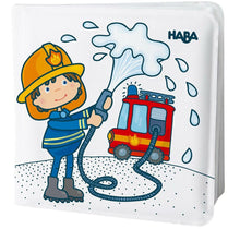 Load image into Gallery viewer, Magic Bath Book-Firefighters