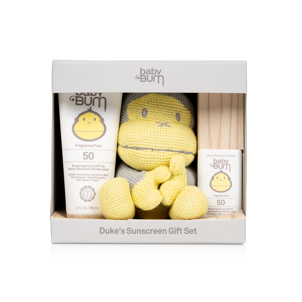 Duke's Sunscreen Gift Set