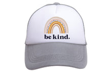 Load image into Gallery viewer, Be Kind (Rainbow) Trucker