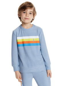 Beach Stripes Pullover