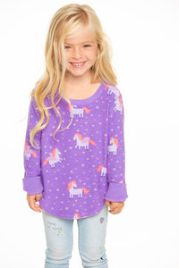 Unicorn Dream Pullover Sweatshirt