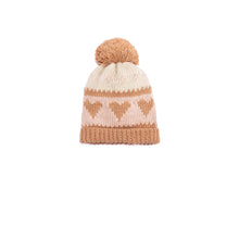 Load image into Gallery viewer, Love Beanie - Pecan Old Rose