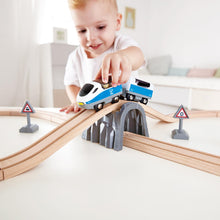Load image into Gallery viewer, Passenger Train Set
