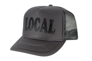 Tiny Whales Trucker Hat-Local