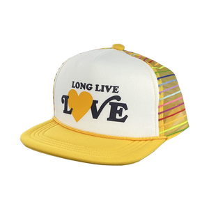 Long Live Love Trucker Hat