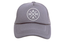 Load image into Gallery viewer, MAMA X ™ Trucker - Grey