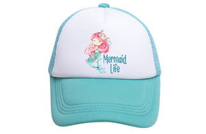 Mermaid Life Trucker