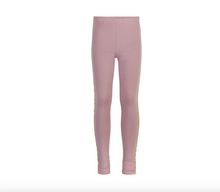 Load image into Gallery viewer, Creamie Leggings Stripe-Deauville Mauve