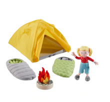 Load image into Gallery viewer, Little Friends Camping Trip Set