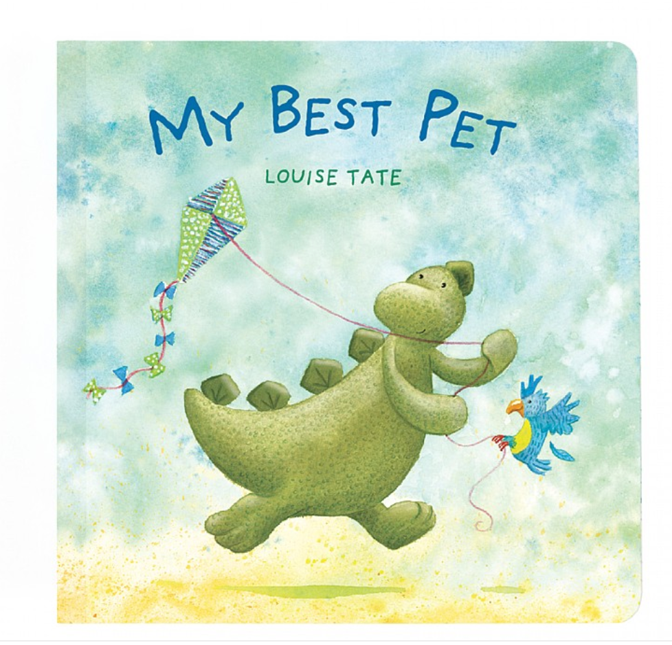 My Best Pet Book